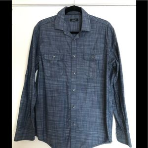 Men dress up shirt